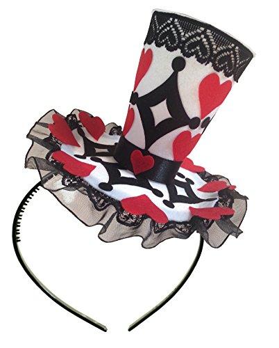 Queen (The Queen Of Hearts Alice In Wonderland Costume)