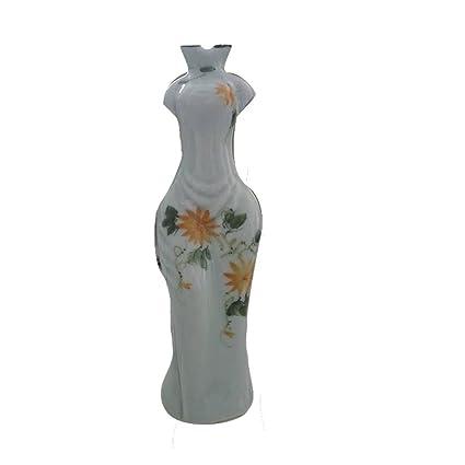 Amazon Chinese Style Hand Painted Classical Cheongsam Modeling