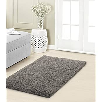 Amazon Com Vista Living Claudia Shag Area Rug 30 In X 48