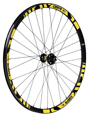 GURPIL 640002 Vorderrad, GTR SL 20, 29 Zoll 73,7 cm, Gelb