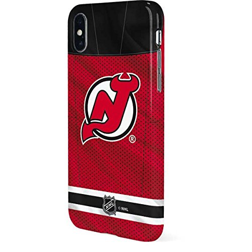Amazon.com  New Jersey Devils iPhone X Case - New Jersey Devils Home Jersey   c88238853