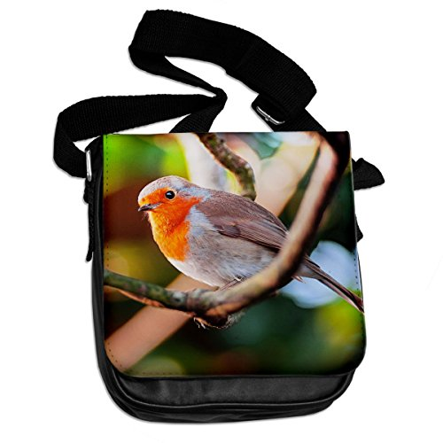 Robin II Animal Schultertasche 256