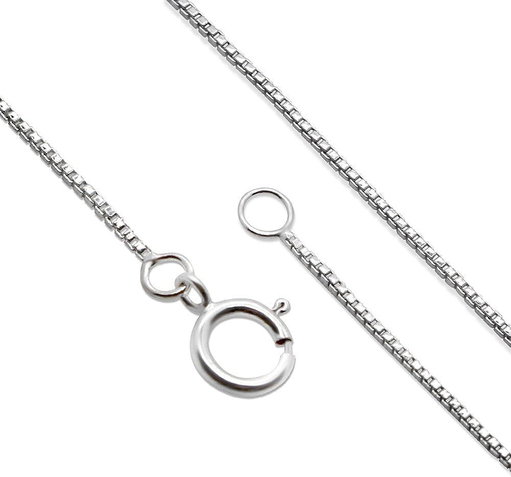 SUVANI 925 Sterling Silver 7 Chakra CZ Open Filigree Flower of Life Round Pendant Necklace 18 Chain