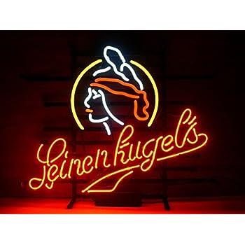 """New LEINENKUGEL/'S Beer Logo Bar Neon Light Sign 20/""""x16/"""""""
