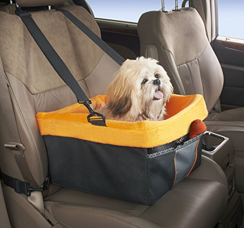Talus High Road Wag'nRide Doggie Sidecar Pet Booster Seat