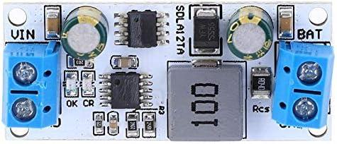 Solarcontroller-Lademodul, SDLA12TA/SDLA12TB MPPT Solarcontrollermodul Blei-Säure-Batterielademodul für 12V 1-1000AH Blei-Säure-Batterie(Without Terminal)