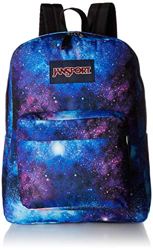 JanSport Superbreak Backpack - Deep Space Galaxy