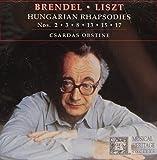 Liszt: Hungarian Rhapsodies - Nos. 2, 3, 8, 13, 15, 17 / Csardas Obstine