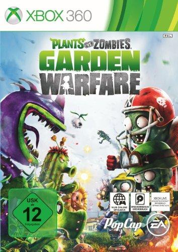 Plants vs Zombies, Garden Warfare, Xbox360-DVD