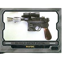 Star Wars Galactic Files 2 Base Card #630 DL-44 Blaster Pistol