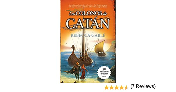 Los Colonos De Catan (Novela): Amazon.es: Gablé, Rebecca: Libros
