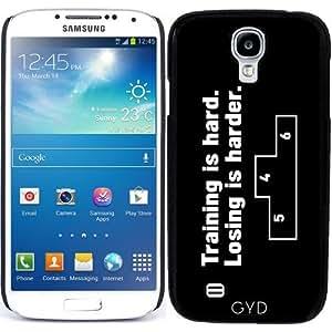 Funda para Samsung Galaxy S4 Mini (GT-I9195) - Perdedor Es Más Difícil by wamdesign