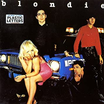 blondie plastic letters amazoncom music