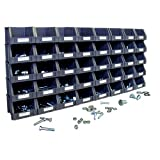 ATD 343 SAE Nut and Bolt Assortment, 748-Piece