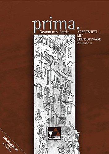 prima A / prima A AH 1 mit Lernsoftware: Gesamtkurs Latein / Zu den Lektionen 1-25
