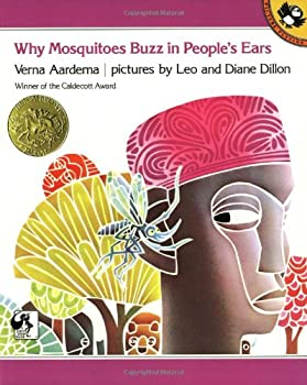 Why Mosquitoes Buzz in People's Ears: A West African Tale 0803760892 Book Cover