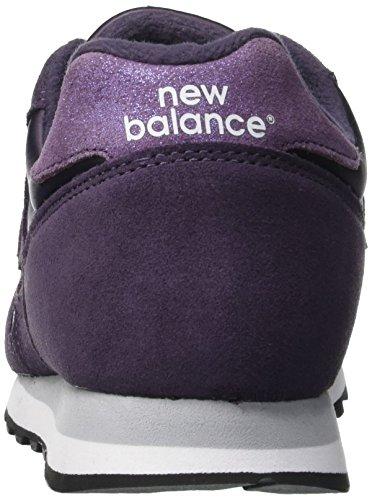 373 Donna Sneaker Silver Espresso Mink Elderberry Balance Blu New Pwv5B5