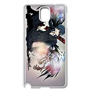 Samsung Galaxy Note 3 Cell Phone Case White Blue Exorcist AG6098632