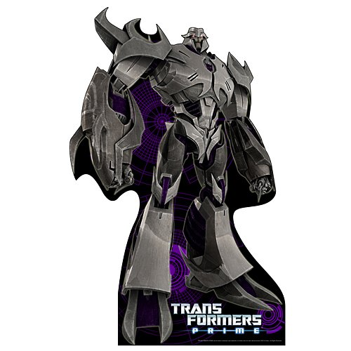 6 ft. 5 in. Megatron Transformers Standee Standup