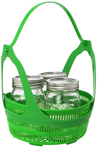 Ball Home Canning Discovery Kit (by Jarden Home Brands) (Canning Basket)