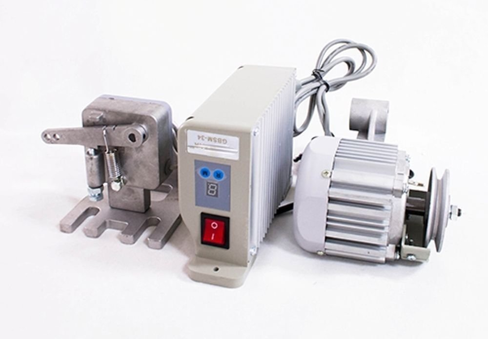 consew Industrial Sewing Machine Servo Motor with Needle Position and Synchronizer 4336993466