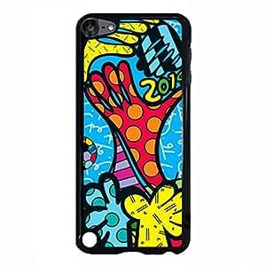 Britto Phone Case Britto Hard Plastic Phone Case Britto Ipod Touch 5th Generation Phone Case