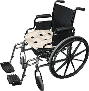 Ehob Inc Waffle Seat Cushion Standard 19 X 19 X 2 300 Lb Latex Free 1 Each