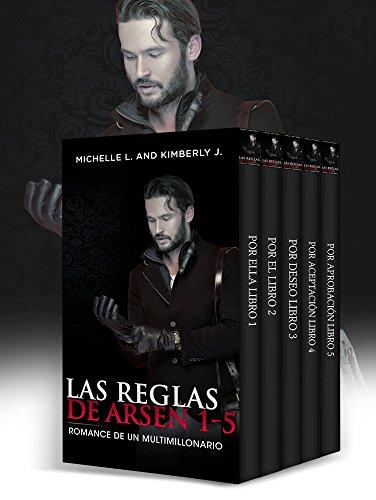 Erotica Romantica: Las Reglas De Arsen Box-Set 1-5