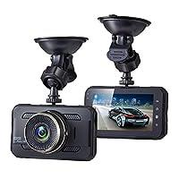 Sebikam 3.0-inch Full HD Car Dash Cam 170 Degree Wide Camera Deals