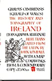 History and Topography of Ireland (Dolmen Texts)