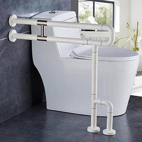 Bathroom Grab Bar Toilet Safety Frame Rail Shower Handicap Bars Medicial  Bathroom Aids Armrest (Stainless