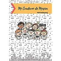 Cuaderno de Música Pentagramas: Libreta para Notación Musical