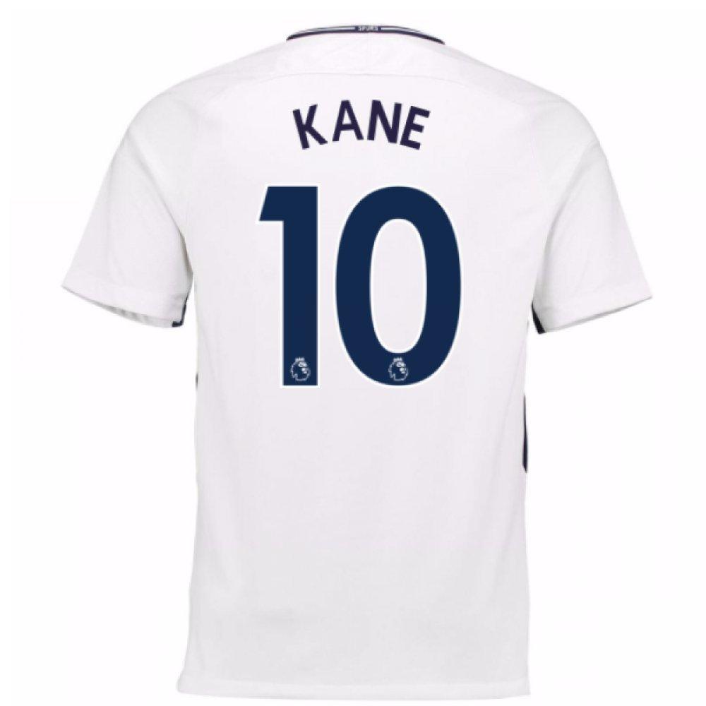 2017-18 Tottenham Home Football Soccer T-Shirt Trikot (Harry Kane 10) - Kids