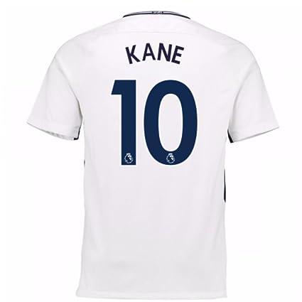 8f74a872af9 Amazon.com   UKSoccershop 2017-18 Tottenham Home Shirt (Kane 10 ...
