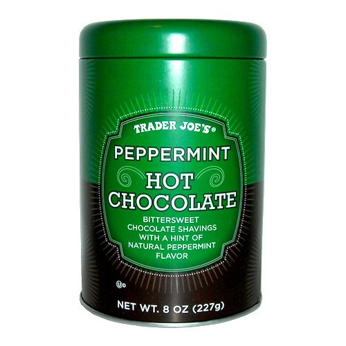 (Trader Joe's Peppermint Hot Chocolate)