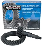 Allstar Performance ALL70040 9'' 6.20 Ring and Pinion Gear Set for Ford