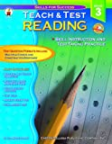 Teach & Test Reading Grade 3