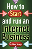 img - for How to Start and Run an Internet Business book / textbook / text book