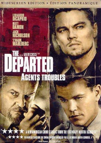 The Departed (Bilingual) Leonardo DiCaprio Matt Damon Jack Nicholson Mark Wahlberg