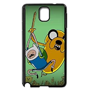 Jake And Finn Samsung Galaxy Note 3 Cell Phone Case Black phone component RT_359991
