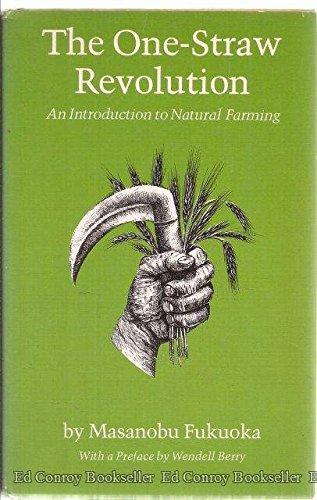 One Straw Revolution Book Pdf