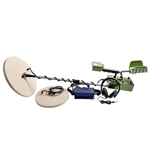 kingdetector directa detector de metales md-88 buscador de oro: Amazon.es: Jardín