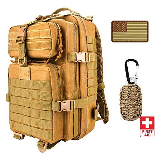 5fa4c8266d Jual Anitee Outdoor Military Backpack