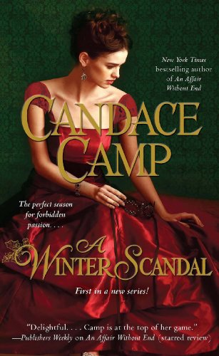 book cover of A Winter Scandal