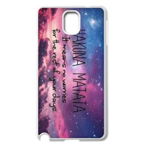 [H-DIY CASE] For Samsung Galaxy NOTE3 -Quotes Hakuna Matata-CASE-6