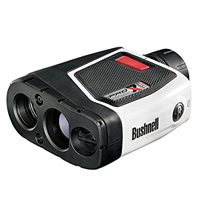 Bushnell Pro X7 Laser Golf Rangefinder, Certified Refurbished by Bushnell