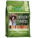 VitaLife Jerky Dog Treats - All Natural, Chicken Tenders, 800 g