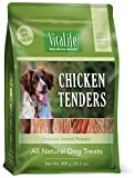 VitaLife Jerky Dog Treats – Natural, Grain Free, Chicken Tenders, 28.2 oz Review
