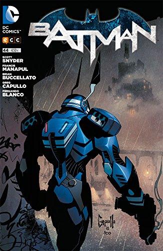 Descargar Libro Batman 44 ) Scott Snyde