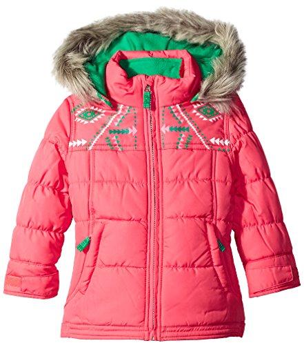 4in 1 Fur Hood Jacket - 4